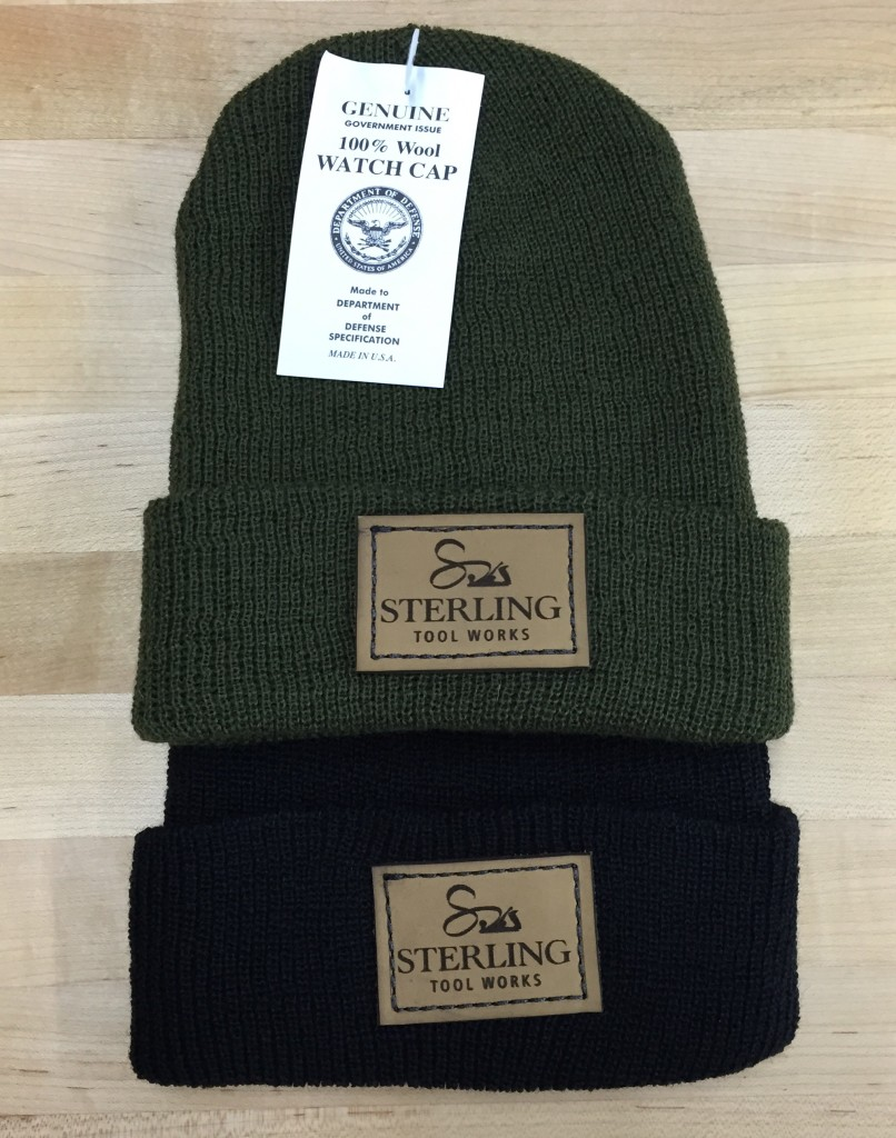 Sterling Tool Works Wool Hat